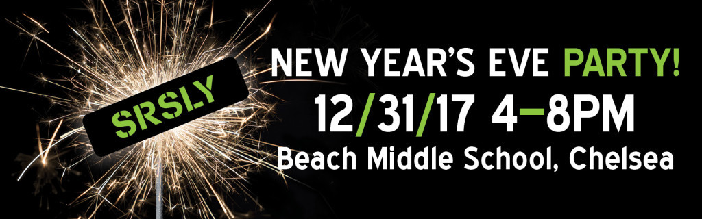 10th Annual New Year's Eve Party! @ Beach Middle School in Chelsea | Chelsea | Michigan | United States